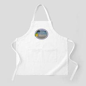 Just Maui'd Beach Logo BBQ Apron