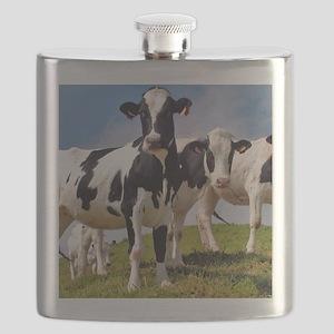 Family portrait Flask