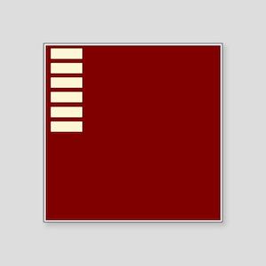 Forster flag Sticker