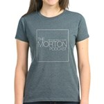 The Morton Podcast Women's Dark T-Shirt