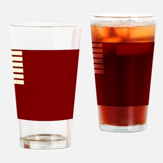 Forster flag Drinking Glass