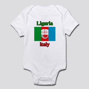 Liguria Italy Infant Bodysuit