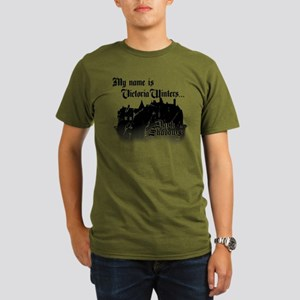 Dark Shadows Victoria Organic Men's T-Shirt (dark)