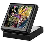 Bird of Paradise #3 - Art Keepsake Box