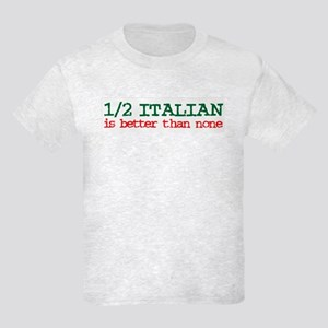 1/2 Italian Kids Light T-Shirt