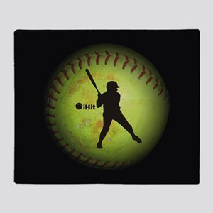 iHit Fastpitch Softball (right handed) Throw Blank