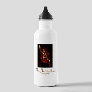 10x10 - Nutcracker Stainless Water Bottle 1.0L