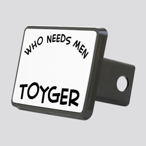 Toyger Cat Designs Rectangular Hitch Cover
