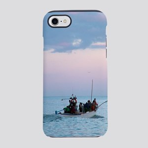 Off to work iPhone 7 Tough Case
