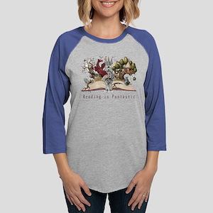 Reading is Fantastic II Long Sleeve T-Shirt