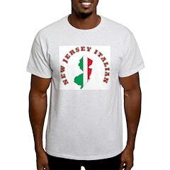 New Jersey Italian T-Shirt