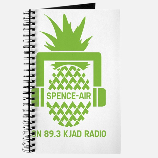 PSYCH: Spence-Air, Shawn Spencers Radio Sh Journal