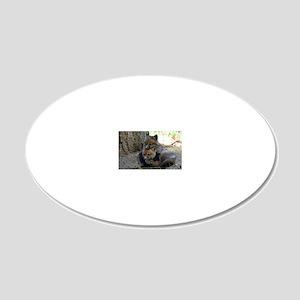 9x12_print  5 20x12 Oval Wall Decal