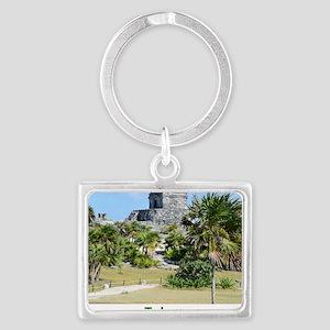 Tulum 2 Landscape Keychain