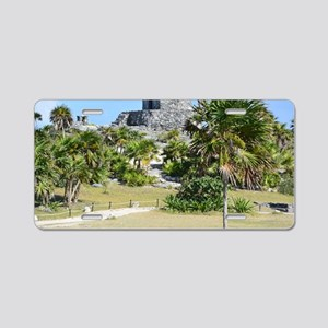 Tulum 2 Aluminum License Plate
