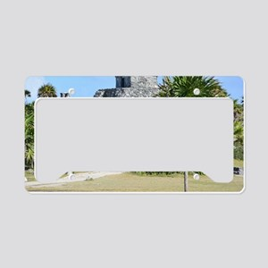 Tulum 2 License Plate Holder