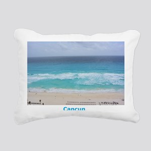 Cancun Cover Rectangular Canvas Pillow