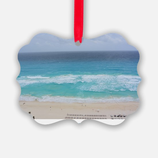 Cancun Cover Ornament