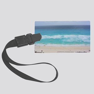 Cancun Cover Large Luggage Tag