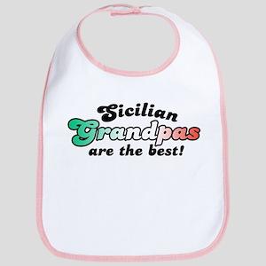 Sicilian Grandpas Bib