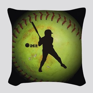 iHit Fastpitch Softball (right handed) Woven Throw