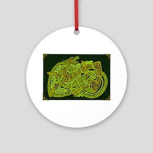 Celtic Best Seller Round Ornament
