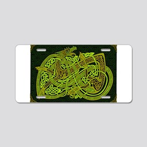 Celtic Best Seller Aluminum License Plate