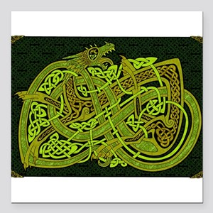 "Celtic Best Seller Square Car Magnet 3"" x 3"""