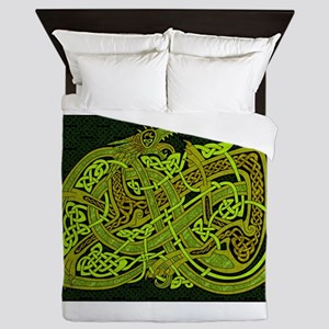 Celtic Best Seller Queen Duvet