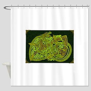 Celtic Best Seller Shower Curtain