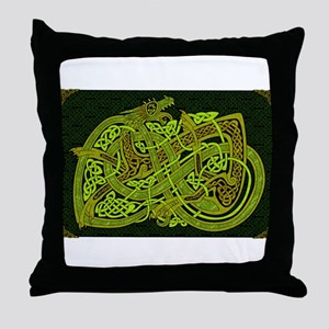 Celtic Best Seller Throw Pillow