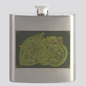 Celtic Best Seller Flask