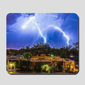 Lightning Dance Mousepad