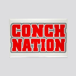 CONCH NATION! Rectangle Magnet