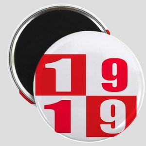 Born In 1919 Designs Magnet