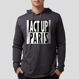 Act Up-Paris Long Sleeve T-Shirt