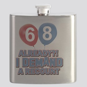 68 already?! I demand a Recount Flask