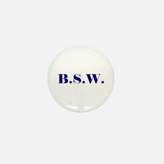 BSW Mini Button