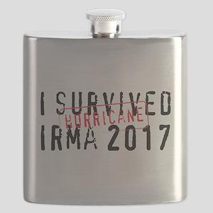 Hurricane Irma Flask