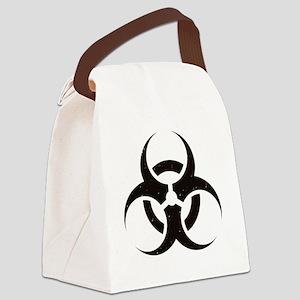 Biohazard Canvas Lunch Bag