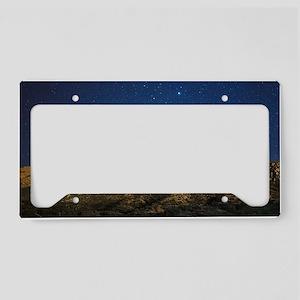 Sandia Stars License Plate Holder