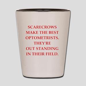 optometrist Shot Glass