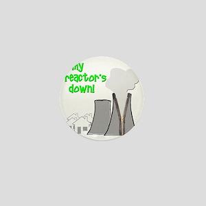 Funny Reactor Mini Button