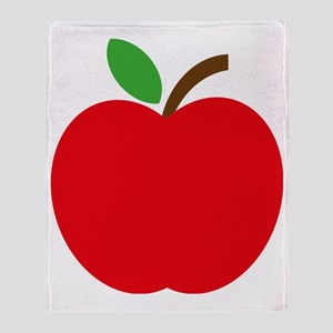 Apfel Throw Blanket