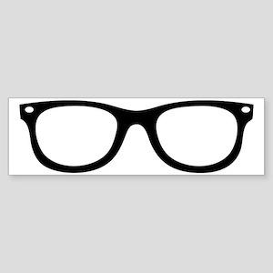 Brille Sticker (Bumper)