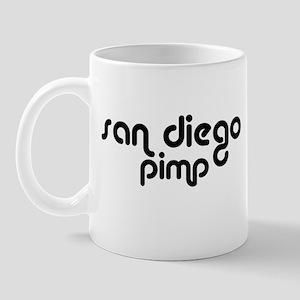 SAN DIEGO T-SHIRT YOU STAY CL Mug