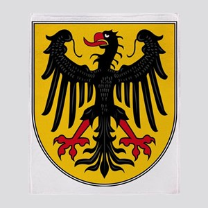 Aachen Throw Blanket