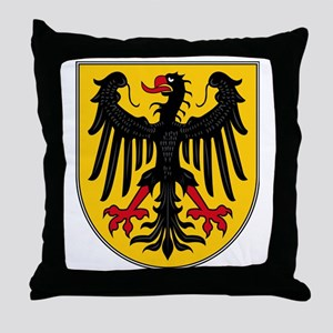 Aachen Throw Pillow