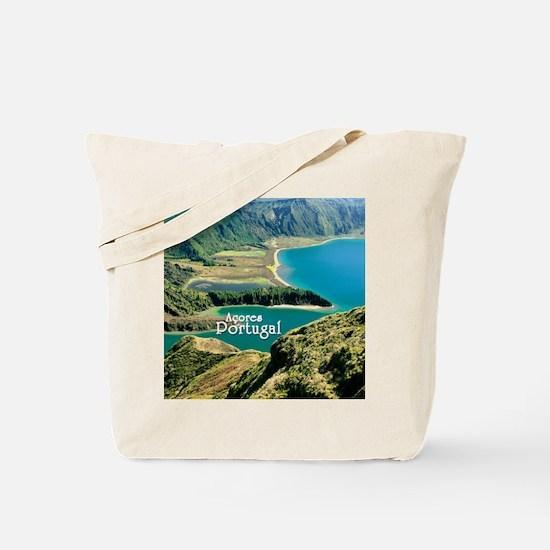 Lagoa do Fogo Tote Bag
