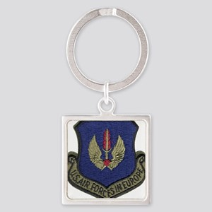 USAFE, united states air forces in Square Keychain